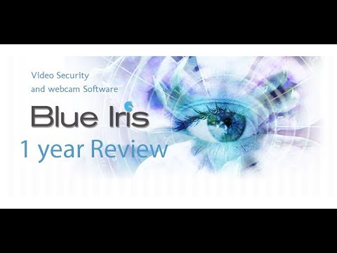 Blue Iris 1 Year Review