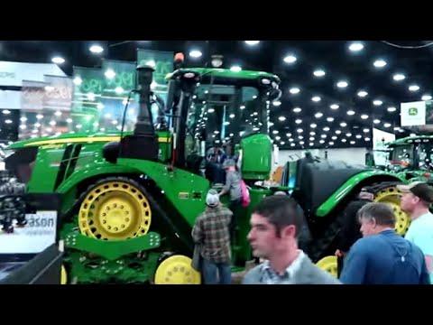 National Farm Machinery Show 2018