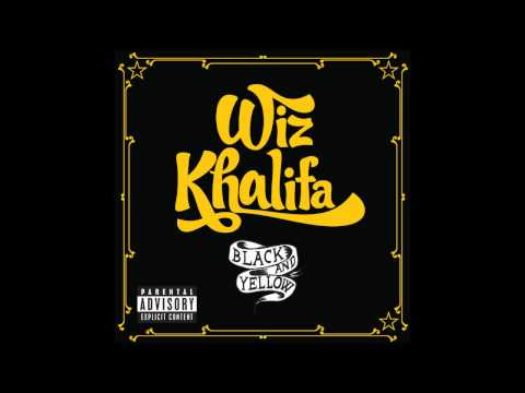 Black & Yellow - Wiz Khalifa [HD]