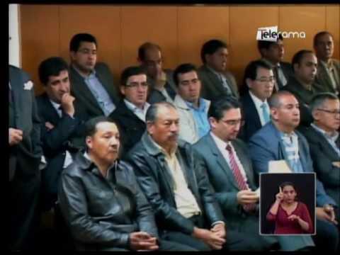 Alvarado asegura que Equitransa tenía dinero en pasaísos fiscales