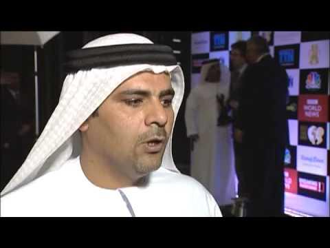 Abdullah Tawakul, Senior VP, Dnata Dubai @ WTA ME 2010