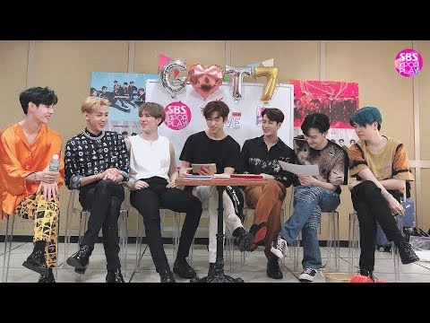 (ENG/KOR/THAI/SPN SUB) 갓세븐(GOT7) 인기가요 출첵라이브 풀버전(GOT7 Inkigayo Waiting Room Check-in LIVE Full Ver.)