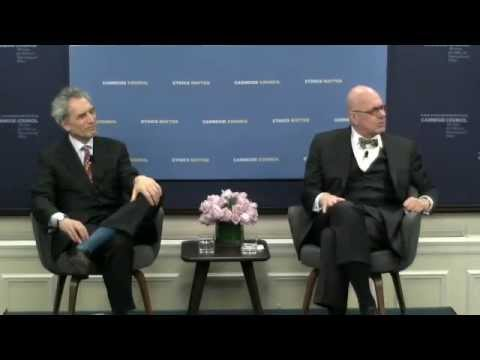 Global Ethics Fourm: A Conversation with Leon Botstein, President of Bard College