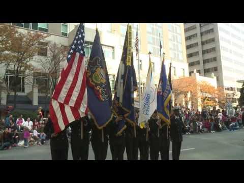 2016 Harrisburg Holiday Parade