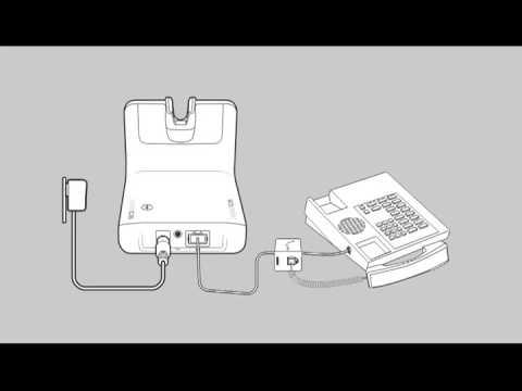 Plantronics Voyager Legend Cs Video Setup Guide Youtube
