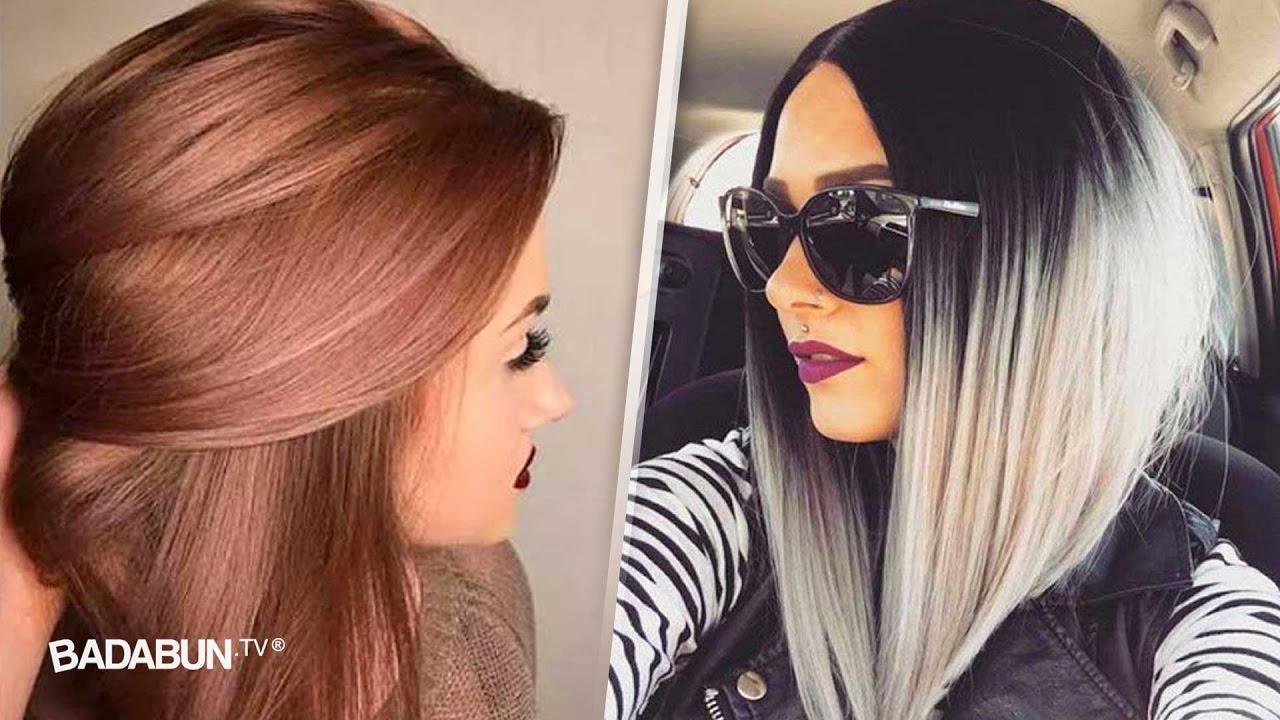 Mejores colores de cabello 2017