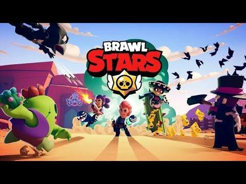 ¡¡Mirame Jugar Brawl Stars!!