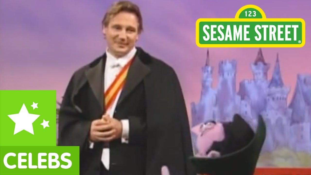 Sesame Street: Count To Twenty With Liam Neeson