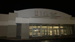 Inside the abandoned Big Kmart— Kenton, OH #KmartClosing2016