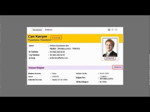 Kariyer.net yenilendi -- özgeçmiş oluşturmak daha kolay