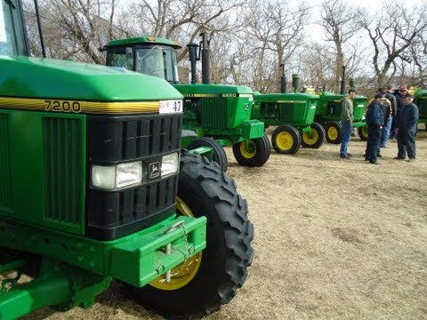 Pfeifer Farm Auction Saskatoon, SK 4/27/13