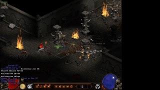 Diablo II Median XL Patch 1.0.0 (18.01.2019) Druid Tree Build