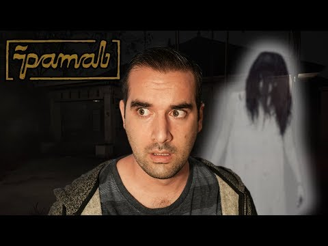 Pamali Demo | Indonesian Horror Game - The White Lady
