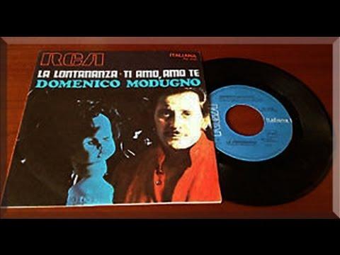 LA LONTANANZA (Domenico Modugno)