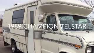 1989 CHAMPION TELSTAR RV