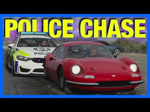 Forza Horizon 4 Online : The Greatest Police Chase Ever!! thumbnail