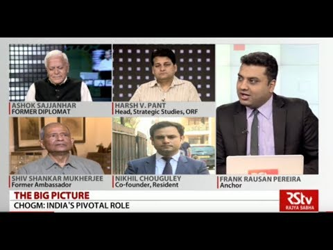 The Big Picture - CHOGM: India's pivotal role