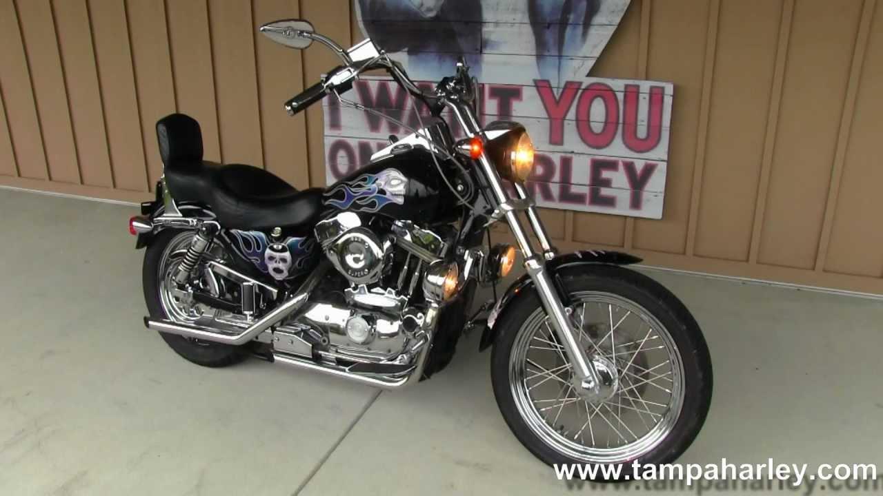 Harley Davidson Sportster  Used