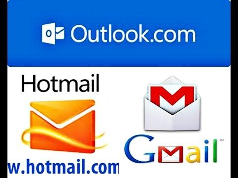 Configurar Outlook 2013 (Gmail, Hotmail, Outlook.com)
