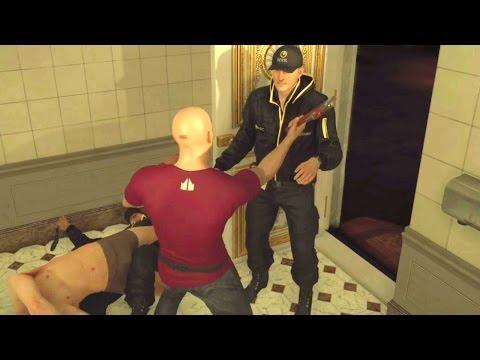 Hitman Brutal Kill Compilation #4 (Paris The Showstopper / Fails Plays)