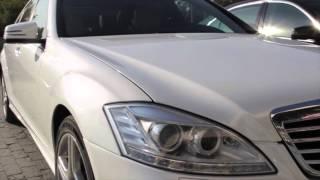 Аренда машины с водителем Mercedes / мерседес 221 белый(, 2016-01-15T14:57:18.000Z)