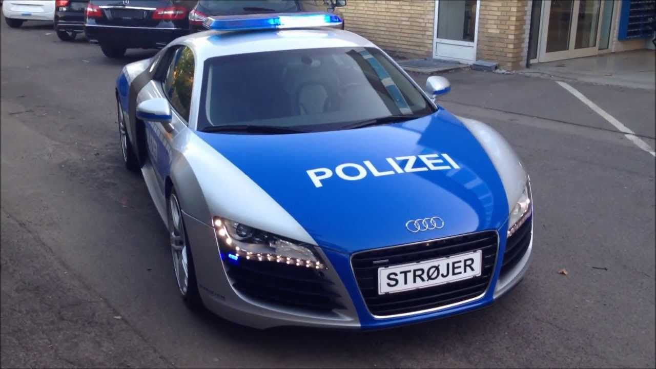 R8 Polizei Youtube