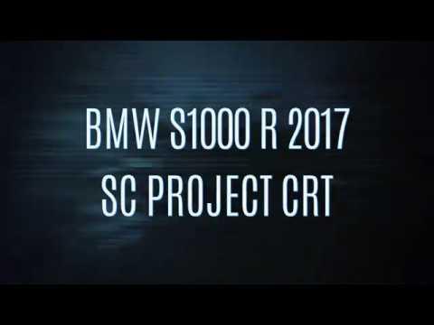 BMW S1000R 2017 SC PROJECT CRT