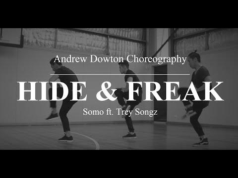 Somo ft. Trey Songz | Hide & Freak (Andrew Dowton Choreography)
