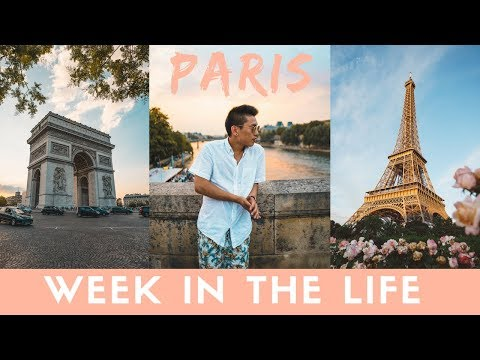 Week In The Life | Paris Internship