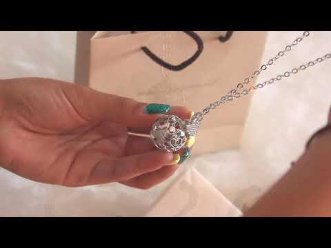 Ciondolo Chiama Angeli il regalo per donne incinte from YouTube · Duration:  1 minutes 25 seconds