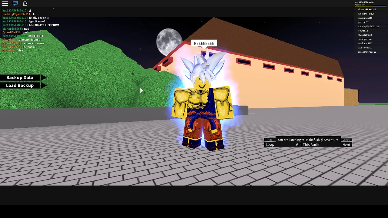Backthailand Event Roblox Unforgiveable Mui Ultimate Move In Dbn Yamaha Loser Watch By Frutella Oof