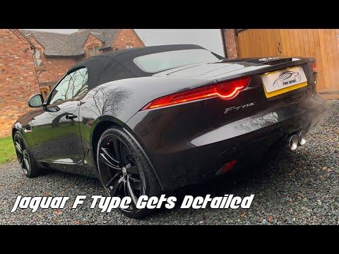 FULL DETAIL On Jaguar F Type S