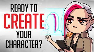 How will Cyberpunk 2077's Character Creator Work?