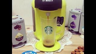 Bosch Tassimo Vivy T12 lime ye…