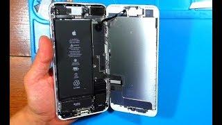 Разборка iPhone 7 Plus ЗАМЕНА ДИСПЛЕЯ