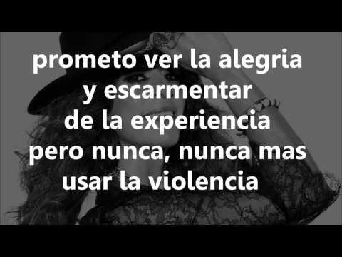 Rosario Flores -  No dudaría (Letra)
