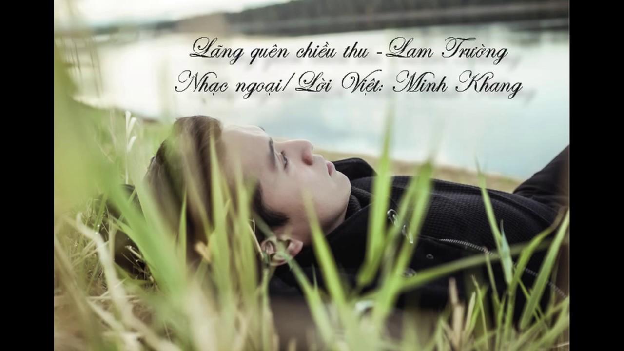 Lãng quên chiều thu - Lam Trường