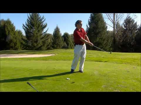 Build your golf swing with short shots