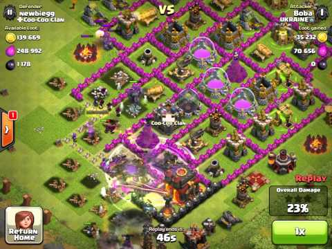Clash of Clans Rat Trap Episode 111: How to defend GOWIWI ?