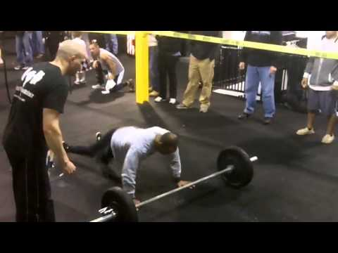 Crossfit Sectionals 2011