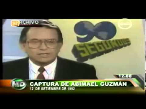 Terrorista Garrido Lecca saldrá libre sin pagar la reparación civil