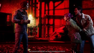 Tabreez Plays Infamous: Second Son (GOOD) Live Part 2 SuckerPunch's New IP(Not This Game!)