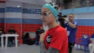 Всероссийские соревнования по плаванию «Юность России». День 1