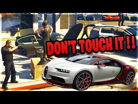 Can I Stand on Your Bugatti? Car Dealerships HATE Me (GTA RP)