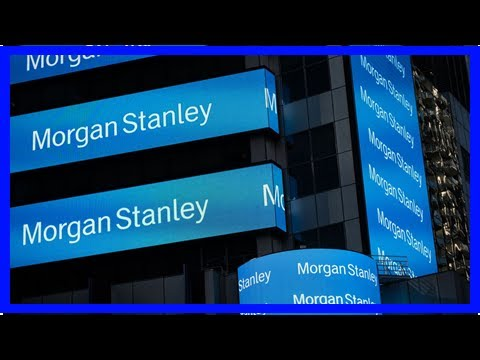 Morgan Stanley Joins Goldman Sachs in Clearing Bitcoin Futures
