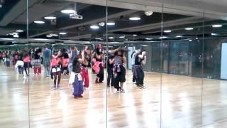Ye Ishq Hai Remix - Bollywood Funk (Beginners) Class, choreographed by SHARAN