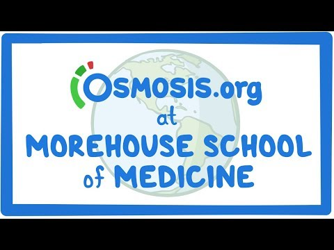 Osmosisorg at the Morehouse School of Medicine