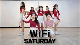 [창원TNS] SATURDAY(세러데이) - WIFI(와이파이) 안무(Dance Cover)