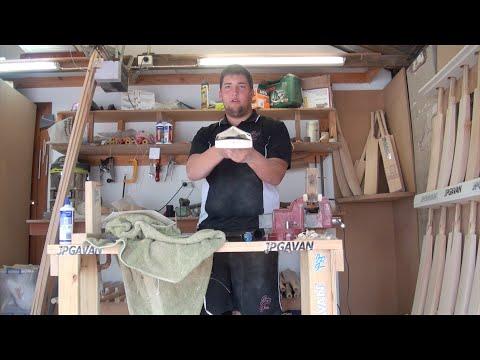 Australian made cricket bats - JPGavan custom bat process