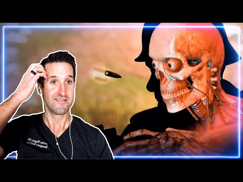 ER Doctor REACTS to Sniper Elite | Experts React